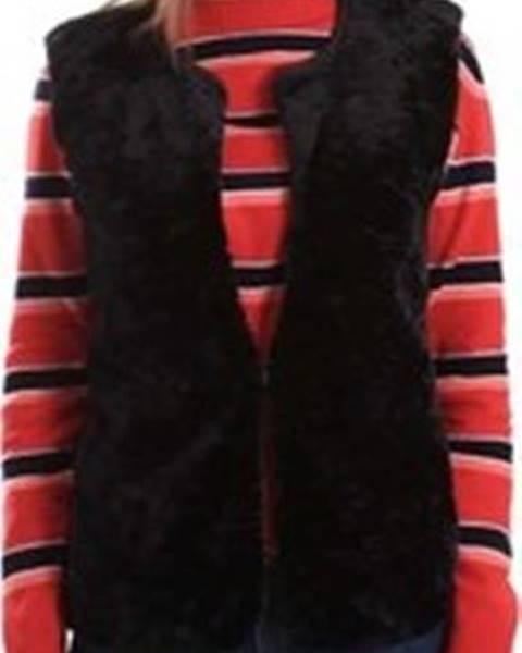Černá bunda geox
