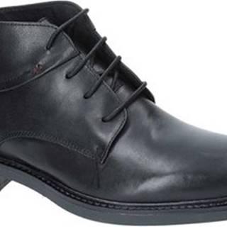 Kotníkové boty 2020 Černá
