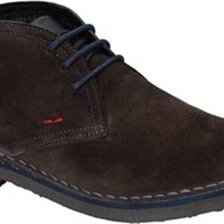Kotníkové boty 6037