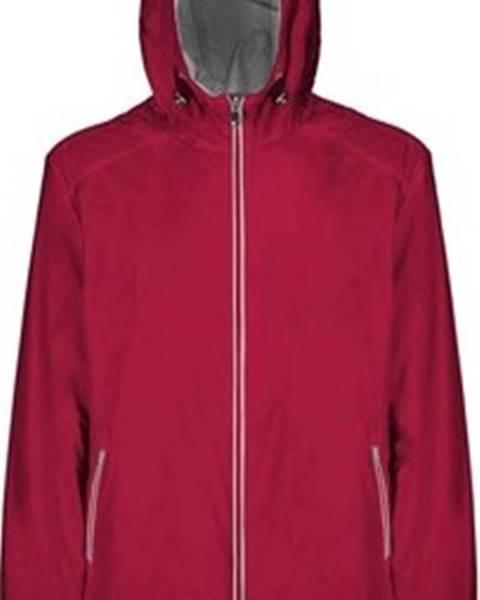 Červená bunda geox