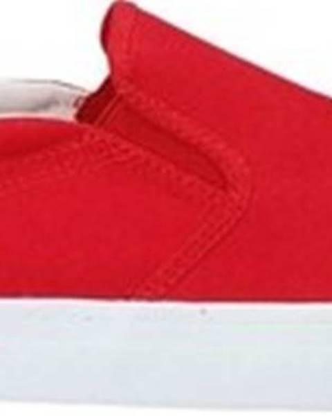 Červené boty GAS