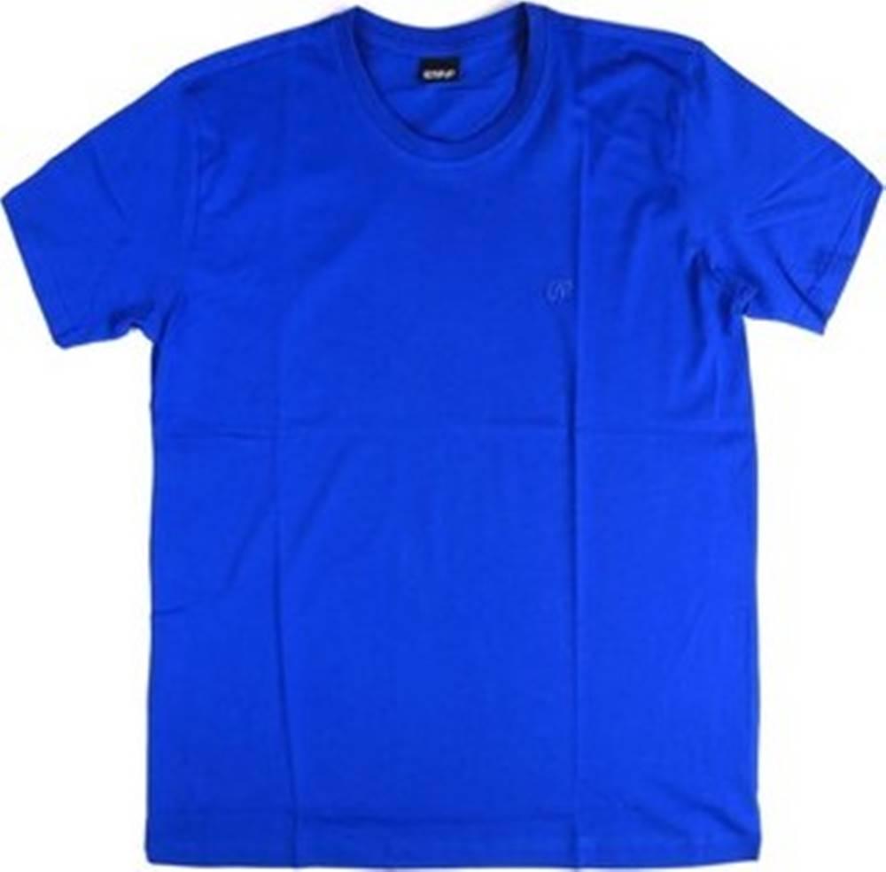 Key Up Trička s krátkým rukávem 2M915 0001 Modrá