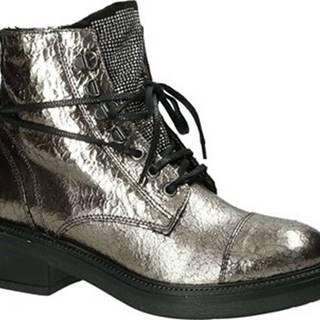 Kotníkové boty 6019M