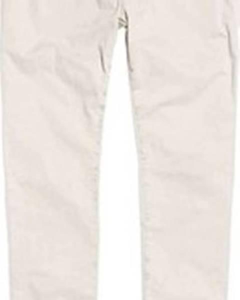 Bílé kalhoty superdry