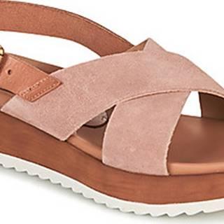 Sandály REINE Růžová