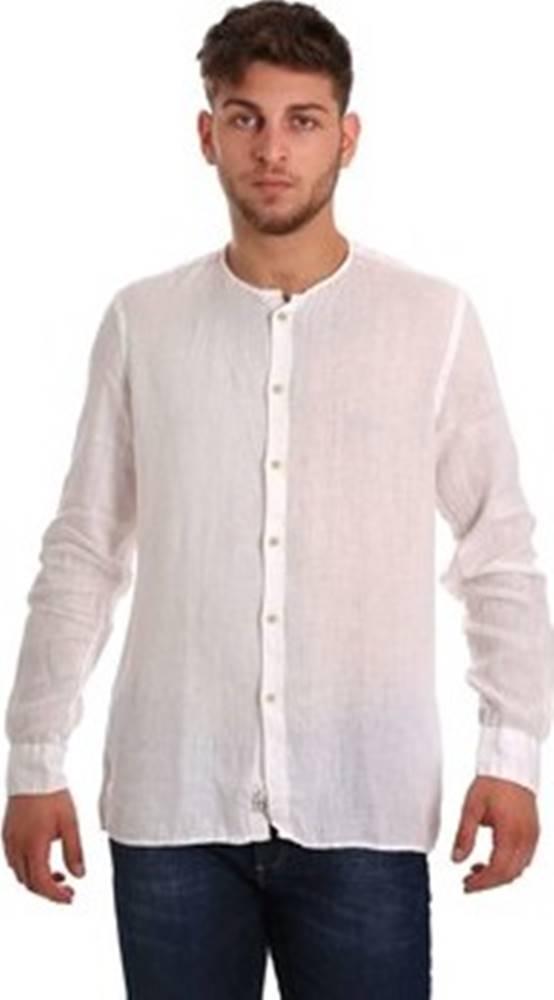GAUDÌ Gaudi Košile s dlouhymi rukáv 811BU45022 Bílá
