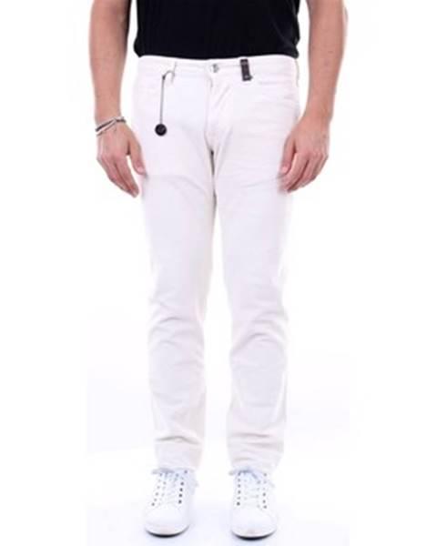Bílé kalhoty Michael Coal