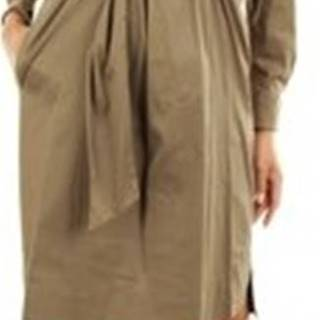 Krátké šaty 541608 Zelená