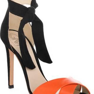 Sandály NAPPA ARANCIO Červená