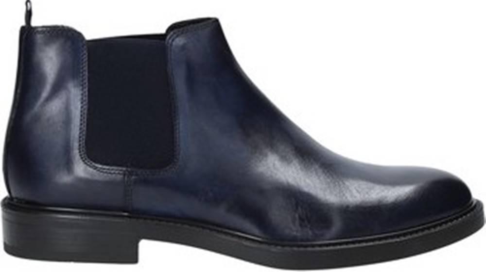 Rogers Kotníkové boty 1104_4 Modrá