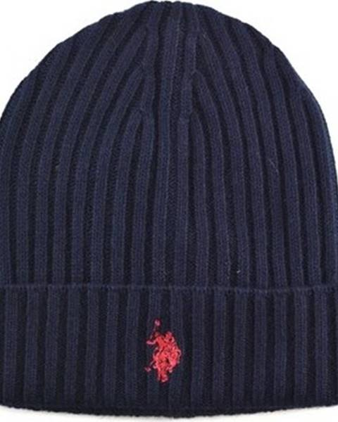 Modrá čepice u.s. polo assn.