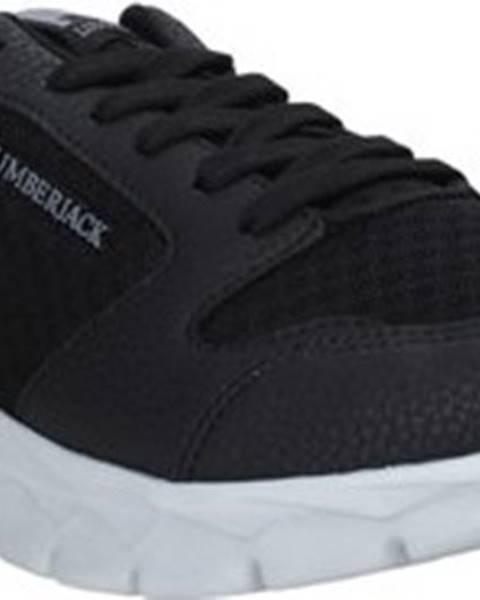 Černé tenisky LUMBERJACK