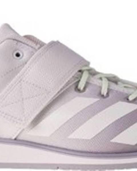 Růžové tenisky adidas