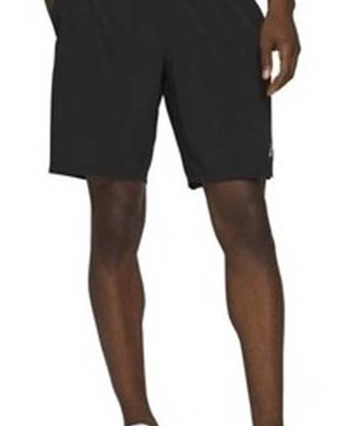 Černé kalhoty Asics