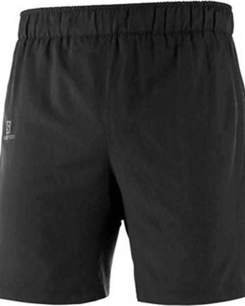 Černé kalhoty Salomon
