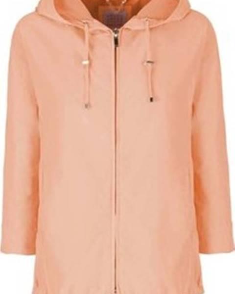 Oranžová bunda geox