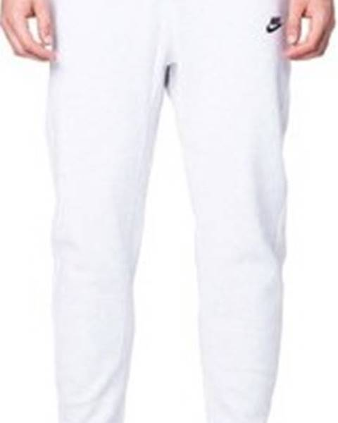 Bílé kalhoty nike