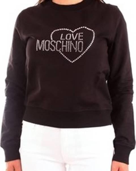 Mikina Love Moschino