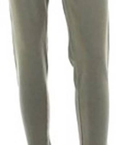Hnědé kalhoty Olimpias