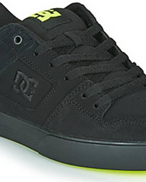 Černé boty DC Shoes