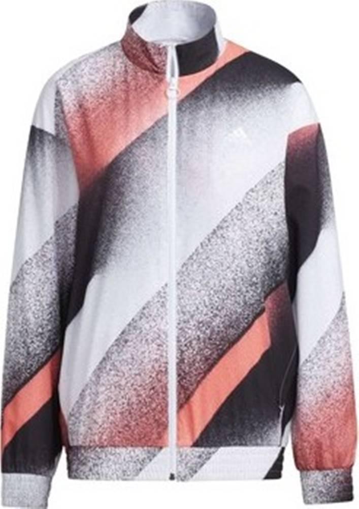 adidas adidas Teplákové bundy Sportovní top Unleash Confidence Woven Bílá