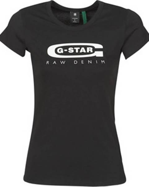 Černý top G-Star RAW