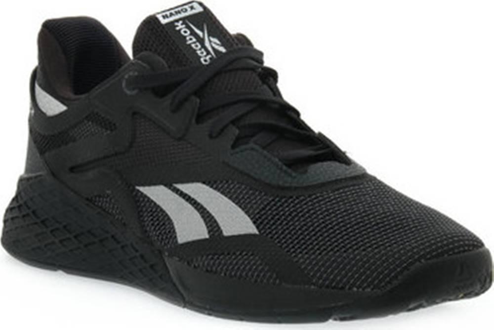 Reebok Sport Fitness boty CROSSFIT NANO X Černá