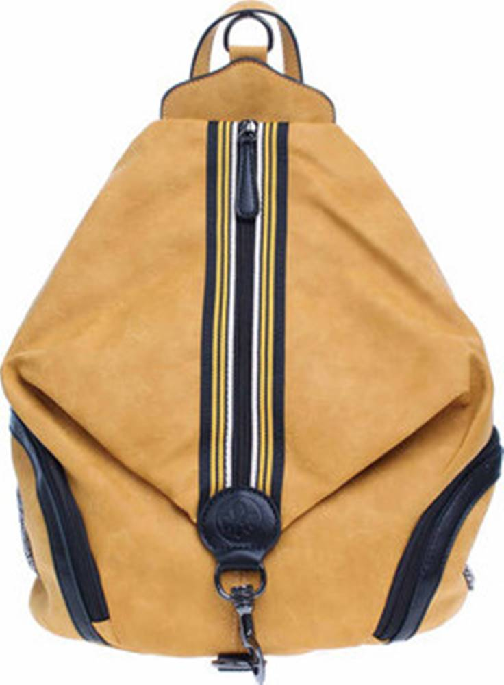 Rieker Batohy dámský batoh H1053-68 gelb Žlutá