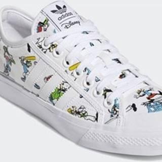 adidas Tenisky Boty Nizza x Disney Sport Goofy Bílá