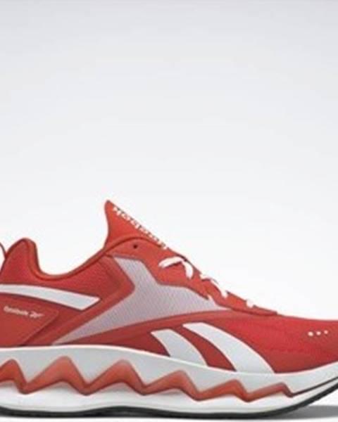 Červené boty reebok classic