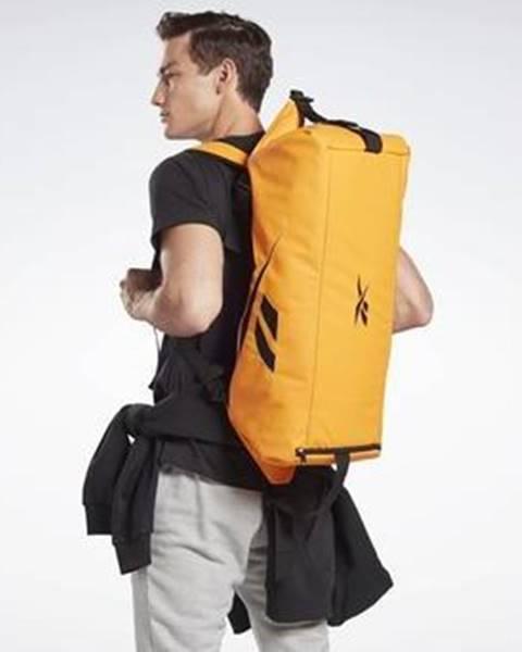 Oranžový batoh Reebok Sport