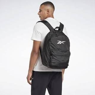 Batohy Linear Logo Backpack Černá