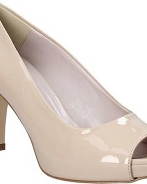 Béžové boty Grace Shoes