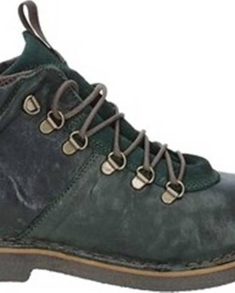 Zelené boty Rogers