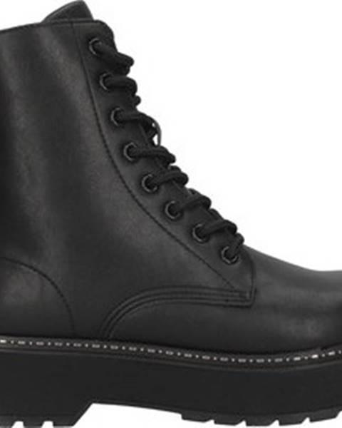 Černé boty Cafe Noir