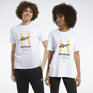 Trička & Pola Classics Hotel T-Shirt Bílá