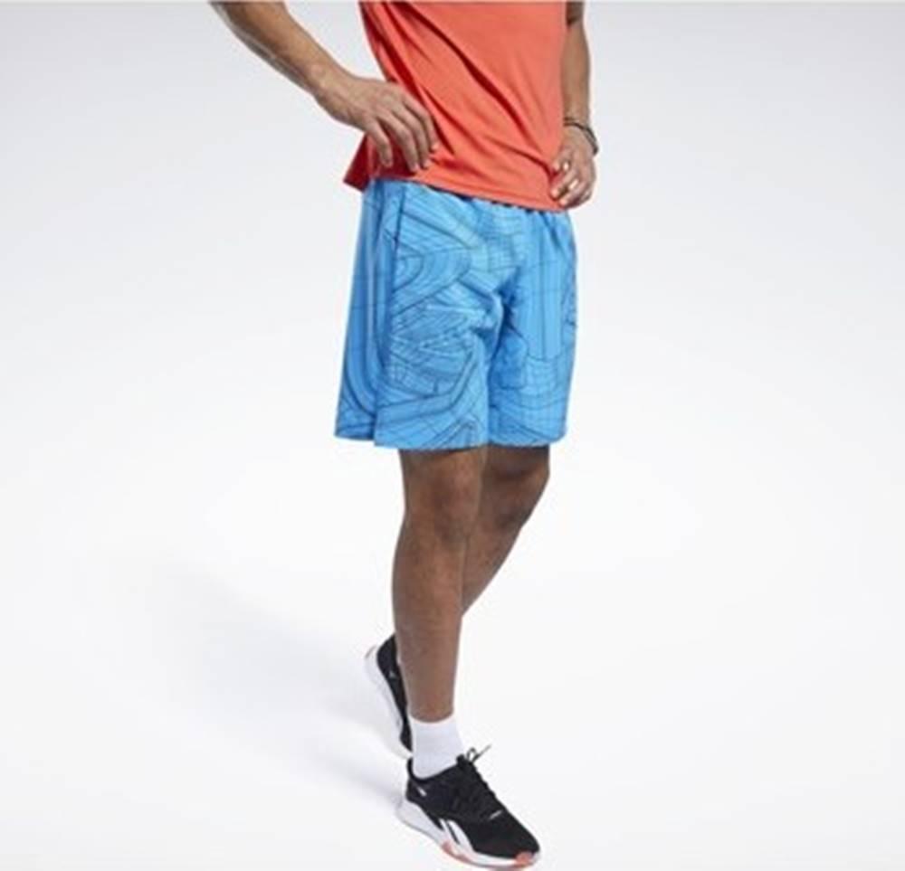 Reebok Sport Kraťasy & Bermudy Speed Shorts Modrá
