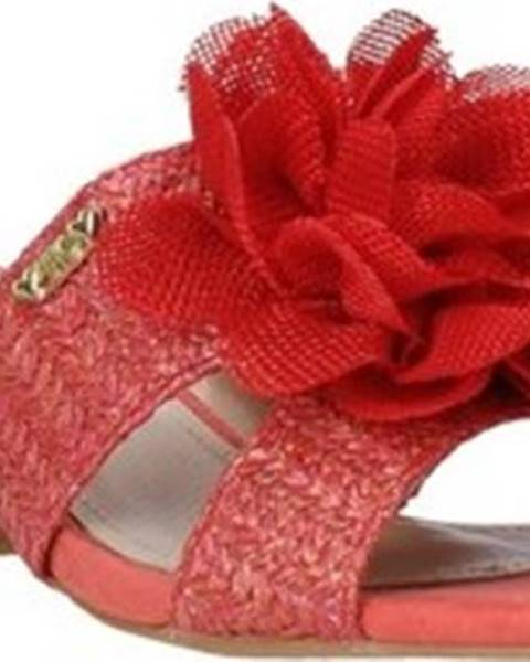 Červené pantofle Love To Love