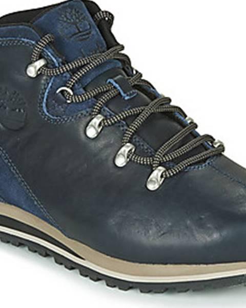 Modré boty Timberland