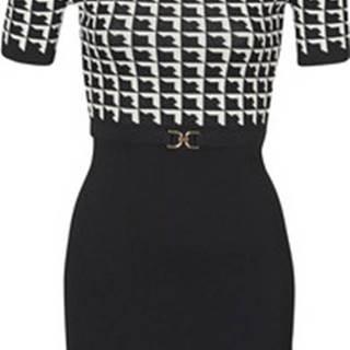 Krátké šaty RMOLI Černá