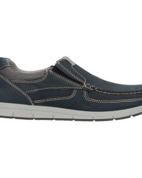 Modré boty IMAC