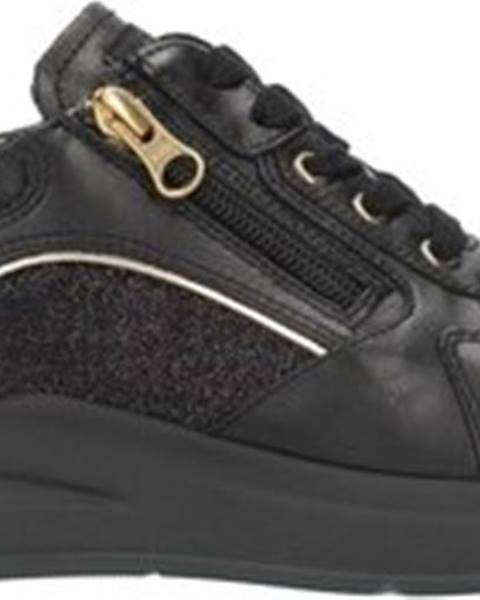 Černé tenisky Nero Giardini