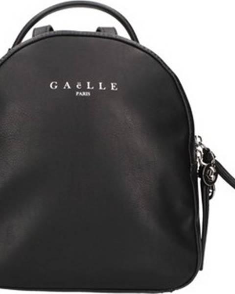 Černý batoh GaËlle Paris