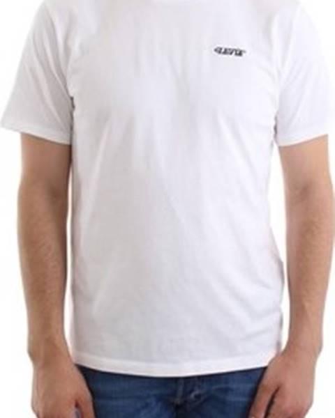 Bílé tričko Levis