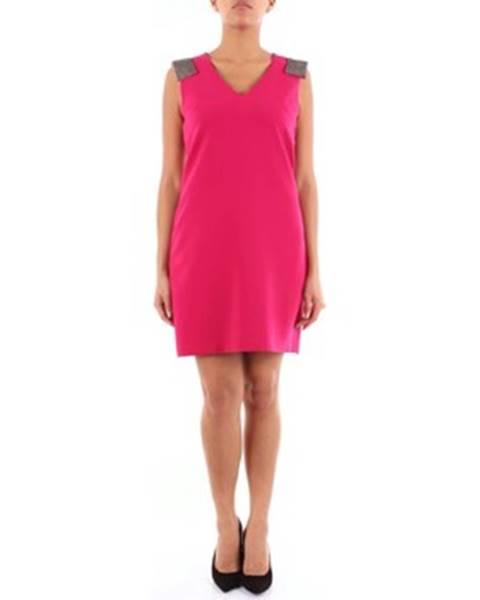 Fialové šaty Spell