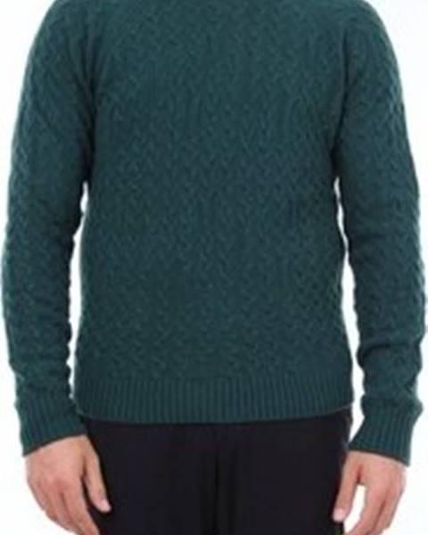 Zelený svetr HERITAGE