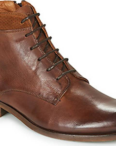 Hnědé boty Kost