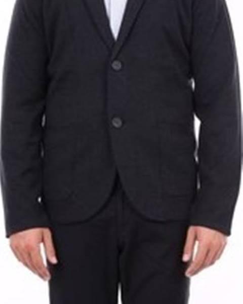 Černá bunda HERITAGE