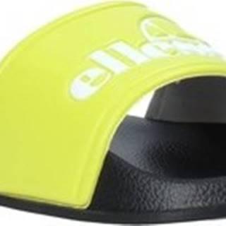 pantofle OS EL01M70401 Žlutá