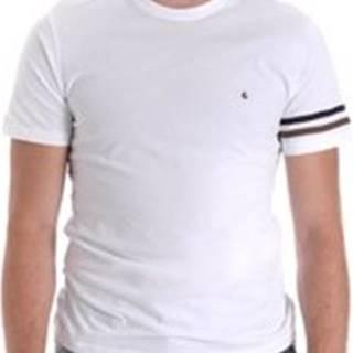 Trička s krátkým rukávem 9U9014 Bílá